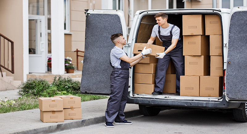 Man And Van Removals in Chesterfield Derbyshire